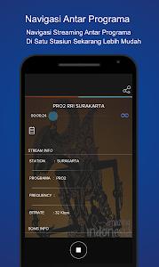 screenshot of RRI Play version 4.0.0