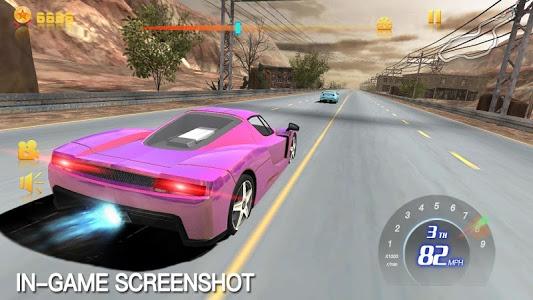 screenshot of Racing Traffic High Speed version 1.0