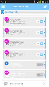 Download Radardroid Lite International 3.61 APK