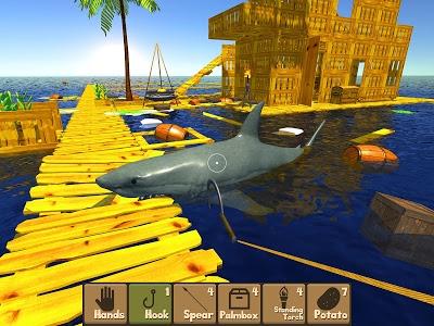 Download Raft Survival Simulator 1.1.1 APK