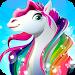 Download Rainbow Horse Caring ? Pony Dress Up Beauty Salon 1.4.0 APK