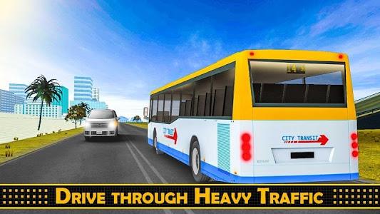 screenshot of Real Urban Bus Transporter version 2.0.1
