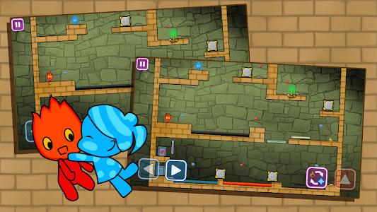 Download Redboy and Bluegirl in Light Temple Maze 1.15 APK
