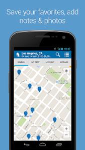 screenshot of Rent.com Apartment Homes version 4.1.2