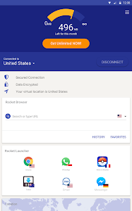 Download Rocket VPN – Internet Freedom 1.14 APK