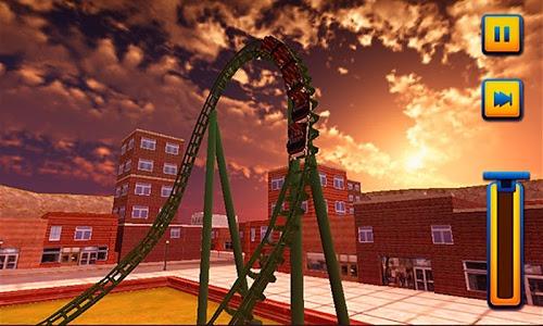Download Roller Coaster 3D Simulator 1.1 APK
