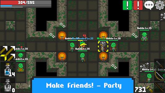 screenshot of Rucoy Online - MMORPG - MMO version 1.15.4