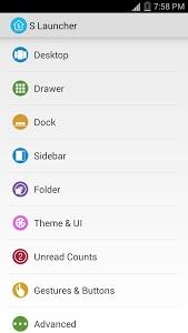 Download S Launcher (Galaxy S7 Launcher 4.4 APK