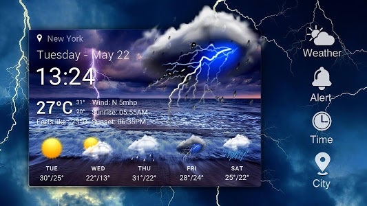 Download monthly weather&precipitation 14.0.0.4232 APK