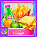 Download School Lunchbox Food Maker - Cooking Game 1.1 APK
