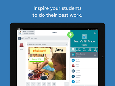 Download Seesaw: The Learning Journal 6.0.4 APK