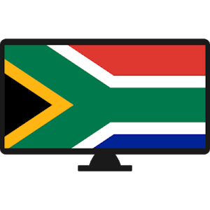 screenshot of South Africa TV Channels version 2.0