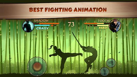 screenshot of Shadow Fight 2 version 1.7.5