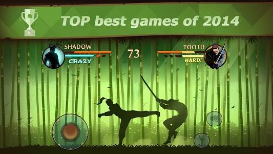 screenshot of Shadow Fight 2 version 1.9.7