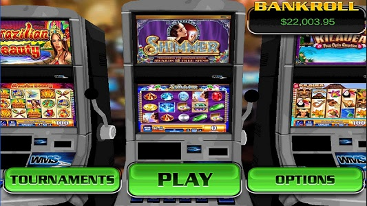 Download Shimmer - HD Slot Machine 1.0 APK