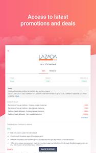 screenshot of ShopBack - Save in ShopFest | Shopping & Cashback version 2.0.4