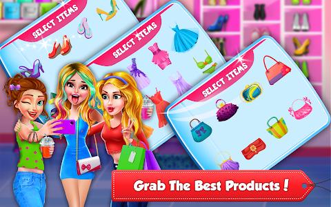 screenshot of Shopping Mall Girl Cashier Game 2 - Cash Register version 1.6