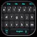 Download Simple Cool Black Keyboard Theme 10001001 APK