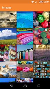 screenshot of Simple Gallery version 1.9
