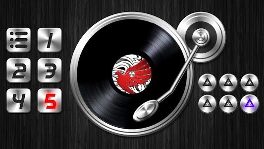 screenshot of Simulator Club DJ version 1.9
