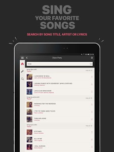 screenshot of Singing Machine Karaoke version 2.5.3