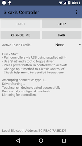 Download Sixaxis Controller 0.8.3 APK
