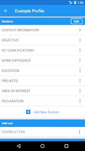 Download Resume Builder Free, CV Maker & Resume Templates 4.0.3 APK