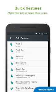screenshot of Solo Launcher-Clean,Smooth,DIY version 2.7.7.0