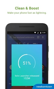 Download Solo Launcher-Clean,Smooth,DIY 2.7.4.8 APK