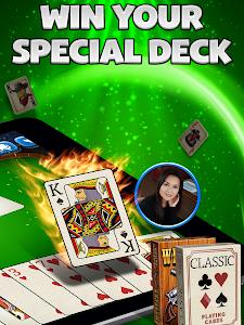 screenshot of Spades Plus version 2.21.1