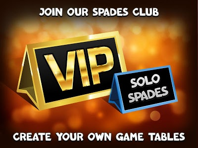 screenshot of Spades Plus version 2.14.0