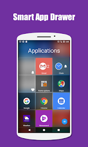 screenshot of SquareHome 2 - Launcher: Windows style version 1.7.13