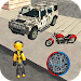 Download Stickman Rope Hero Vice Miami Crime Simulator 1.0 APK