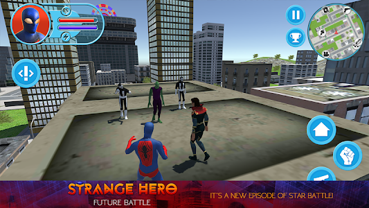 Download Strange Hero: Future Battle 11.0.0 APK