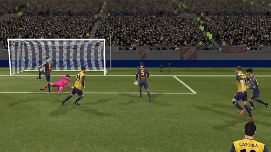 Download Strategy Dream League Soccer 17 pes APK