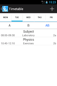Download Students - Timetable 1.8.1.2 APK