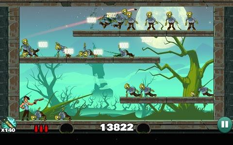 screenshot of Stupid Zombies version 3.2.0