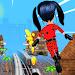 Download Subway Lady Bug Run Free Game 1.1 APK