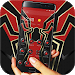 Download Super Red Spider Hero Theme 1.1.2 APK
