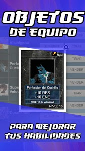 screenshot of SuperFighter version 1.4