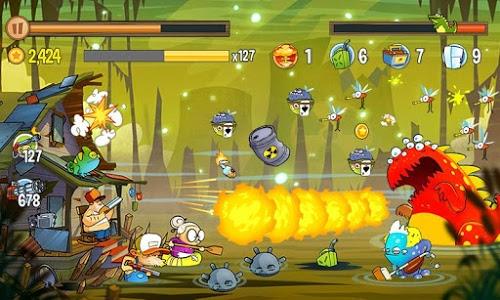 Download Swamp Attack 3.0.1 APK