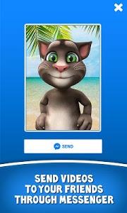 Download Talking Tom for Messenger 1.0 APK