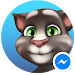 Download Talking Tom for Messenger 1.0 APK