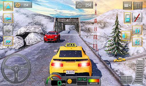 Download Taxi Driver 3D : Hill Station 3 APK