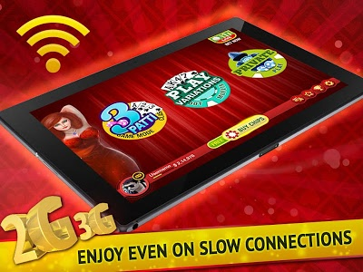 screenshot of Teen Patti - Indian Poker version Varies with device