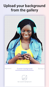 screenshot of Teleport - photo editor version 1.2.9