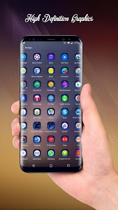 Download Theme for Galaxy S8 Plus 1.0 APK