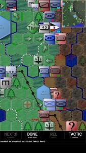 screenshot of Third Battle of Kharkov (free) version 1.7.2.2