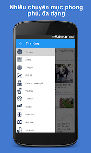 Download Tin Nhanh - Đọc Báo, Tin Tức 24h 3.1.7 APK