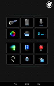 screenshot of Tiny Flashlight + LED version Varies with device